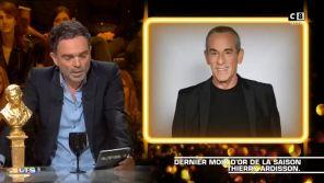 """""""Merci pour votre intégrité"""" : Yann Moix rend hommage à Thierry Ardisson sur C8"""