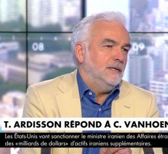 Quand Pascal Praud se mêle du clash Ardisson/Vanhoenacker...