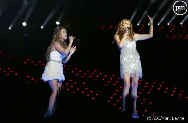 """Hayden Panettiere et Connie Britton dans """"Nashville"""""""