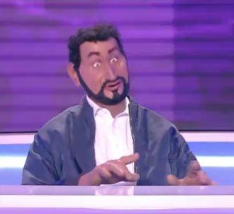 La marionnette de Cyril Hanouna présente 'Touche pas à...