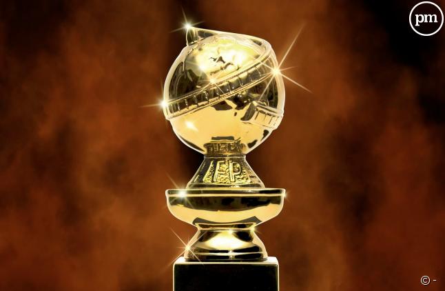 Trophée des Golden Globes
