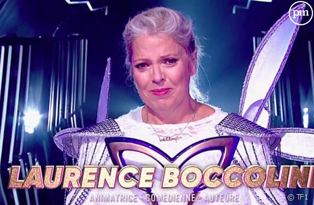 """Laurence Boccolini dans """"Mask Singer"""""""