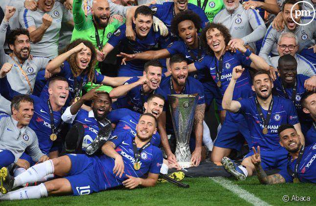 L'équipe anglaise de Chelsea a remporté la précédente édition de la Ligue Europa.