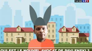Affaire Griveaux : LCI met un bonnet d'âne à l'avocat de Piotr Pavlenski, la chaîne reconnaît une maladresse
