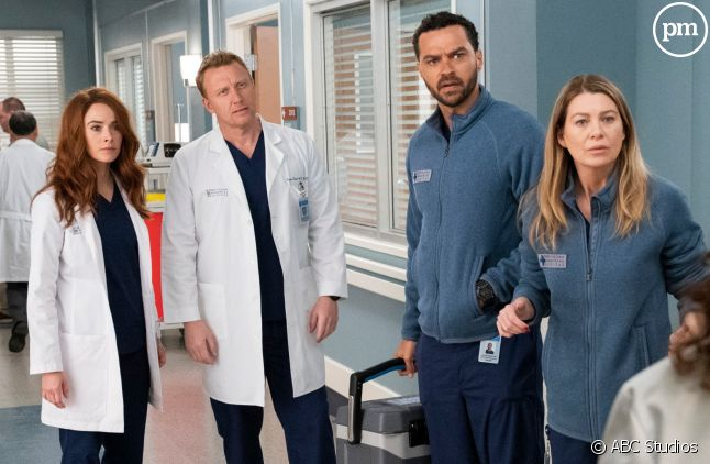 "Le tournage de ""Grey's Anatomy"" interrompu"