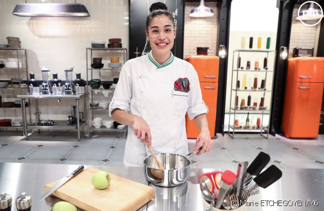 "Justine Piluso, candidate de ""Top Chef"" 2020"