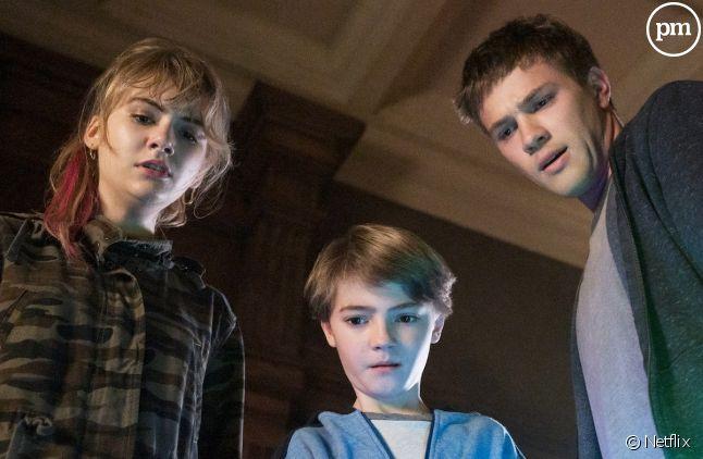 "Les trois enfants de ""Locke & Key"""