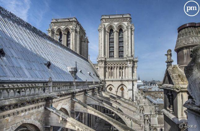 La cathédrale Notre-Dame de Paris en 2013