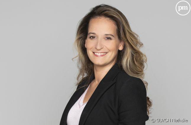 Alexandra Redde-Amiel directrice des divertissements de France Télévisions