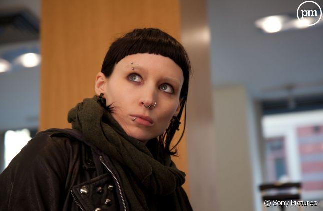 """Rooney Mara dans """"Millenium"""" en 2011"""