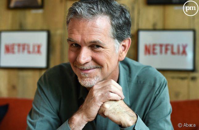 Reed Hastings patron de Netflix