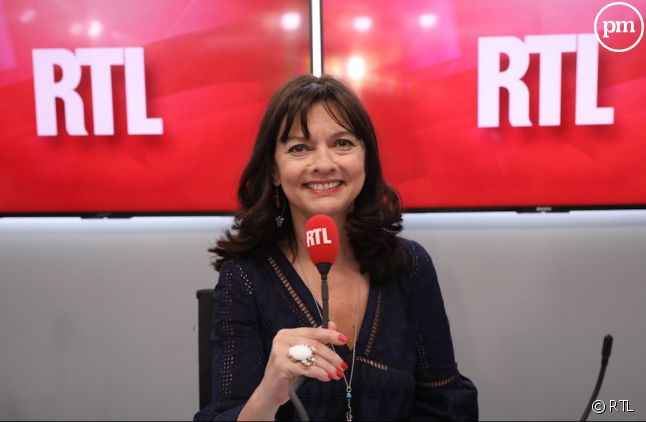 Caroline Dublanche sur RTL