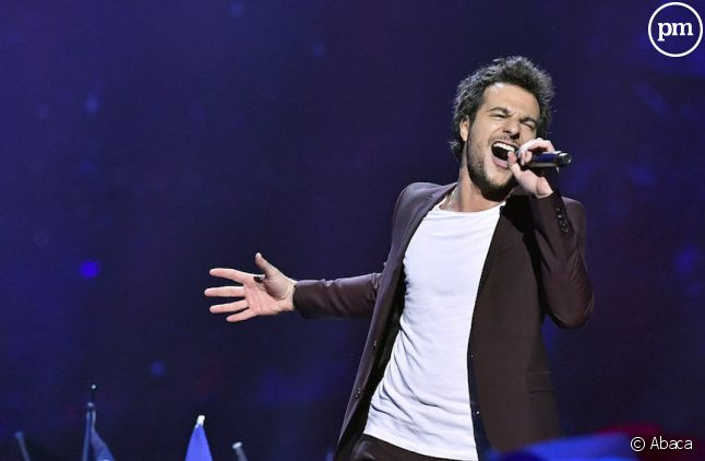 Amir, candidat français à l'Eurovision en 2016