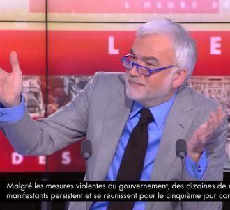 Jamel Debbouze appelle Pascal Praud dans 'L'heure des pros'