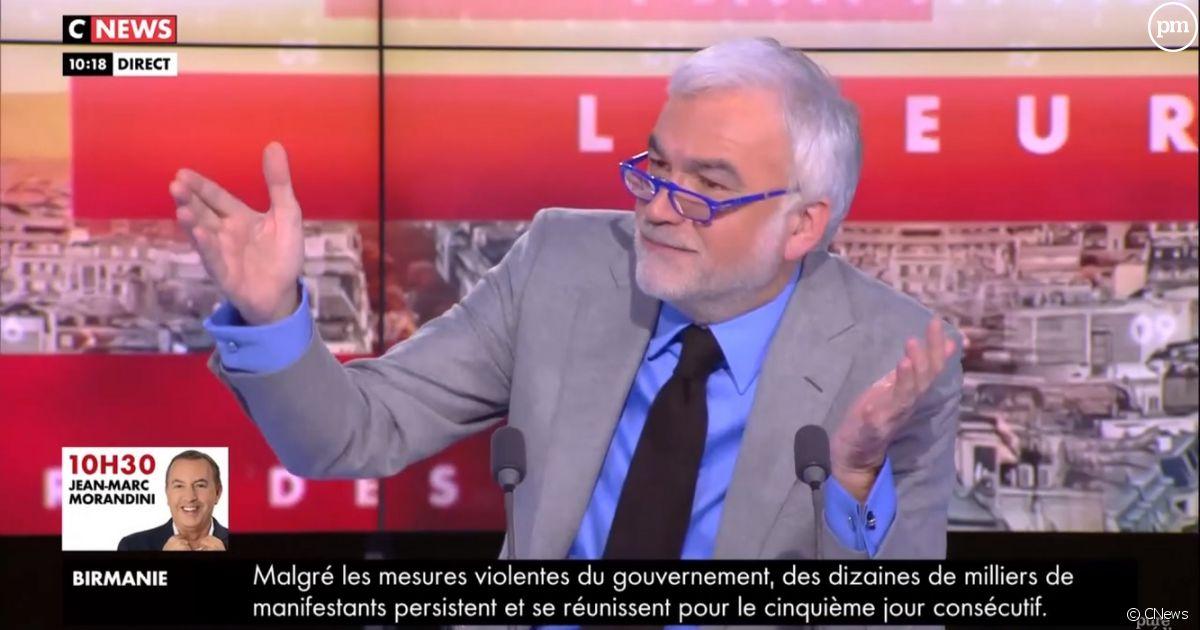 Trappes : Jamel Debbouze appelle Pascal Praud en direct pour défendre sa ville face à Nadine Morano - OZAP