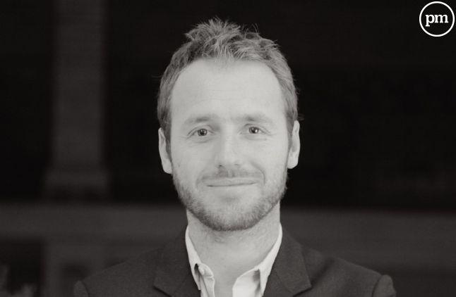 Tristan Waleckx, coauteur de l'enquête sur l'affaire Bygmalion sur France 2.