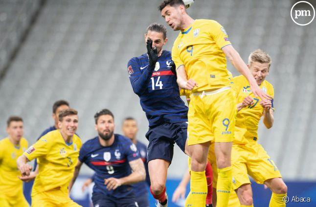 France/Ukraine sur TF1