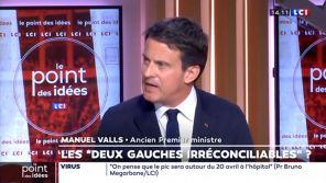"""Manuel Valls : """"Une partie de la gauche est prête à excuser ceux qui ont tué les journalistes de 'Charlie Hebdo'"""""""