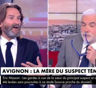 Echange tendu entre Frédéric Beigbeder et Pascal Praud