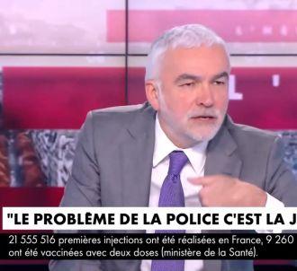 Pascal Praud répond à Eric Dupond-Moretti