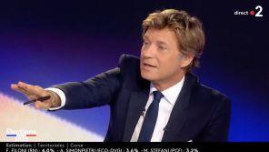 Régionales 2021 : Laurent Delahousse tacle en direct Marlène Schiappa et Olivier Faure