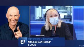 """""""Eric Zemmour a de l'humour"""" : Nicolas Canteloup lance une nouvelle rubrique sur Europe 1"""