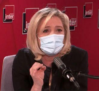 Marine Le Pen estime qu'Eric Zemmour est 'candidat à la...