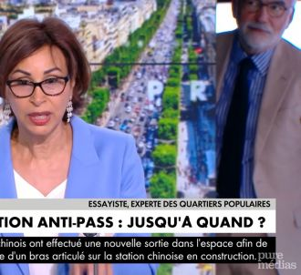 Pascal Praud s'incruste par surprise sur CNews.