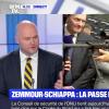 Ils nous obligent à diffuser cette séquence : Philippe Corbé critique l'attitude du gouvernement face à Zemmour
