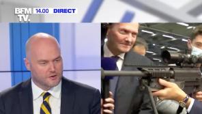 """""""Ils nous obligent à diffuser cette séquence"""" : Philippe Corbé critique l'attitude du gouvernement face à Zemmour"""