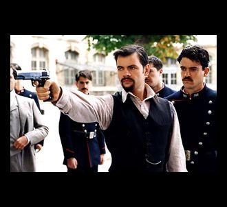 Clovis Cornillac dans 'Les Brigades du Tigre'.