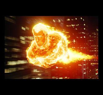 Chris Evans dans 'Les 4 Fantastiques'.