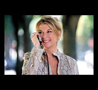 Michèle Laroque dans 'Comme t'y es belle !'.