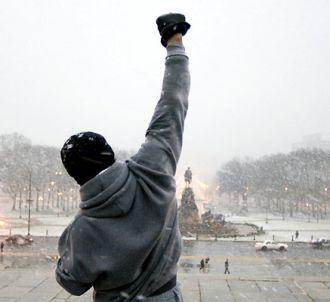 Sylvester Stallone dans 'Rocky Balboa'.