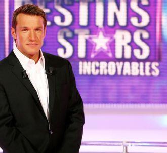 Benjamin Castaldi présente '30 destins de stars...