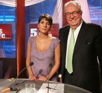 Jean-Marie Le Pen invité de '5 ans avec...' sur M6...