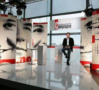 Laurent Delahousse présente 'Un dimanche de campagne' sur...