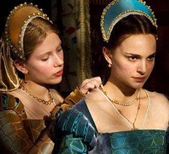 Scarlett Johansson et Natalie Portman dans 'The Other...