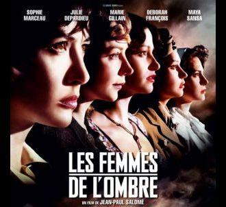L'affiche de 'Les femmes de l'ombre'