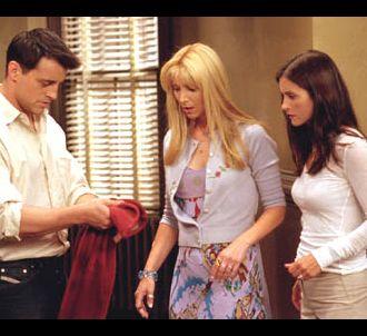 Matt LeBlanc, Lisa Kudrow et Courteney Cox Arquette dans...