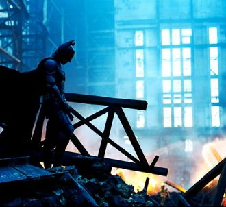 'The Dark Knight, le Chevalier Noir'