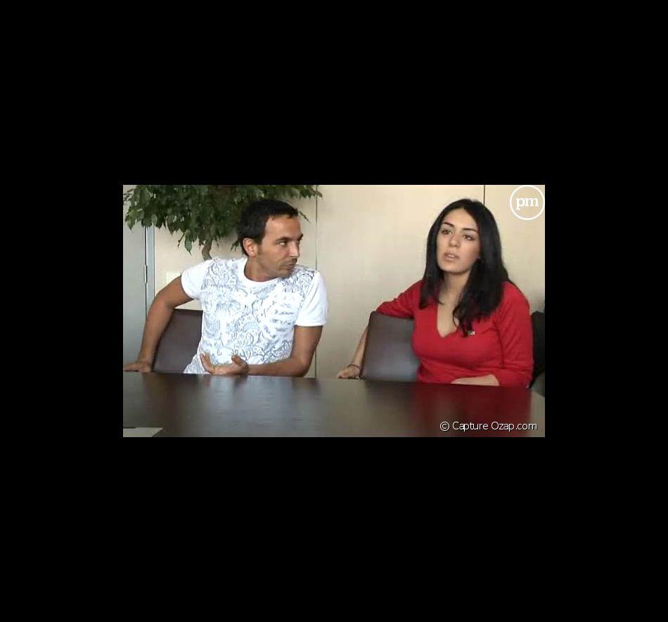 Kamel Ouali et Sofia Essaidi en interview pour Ozap