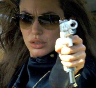 Angelina Jolie dans 'Wanted'