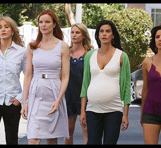 Felicity Huffman, Marcia Cross, Nicollette Sheridan, Teri...