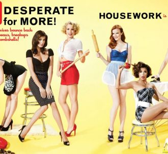Les Desperate Housewives en Une de 'TV Guide' (septembre...