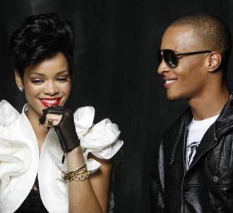 Rihanna et T.I. sur le clip de 'Live Your Life'