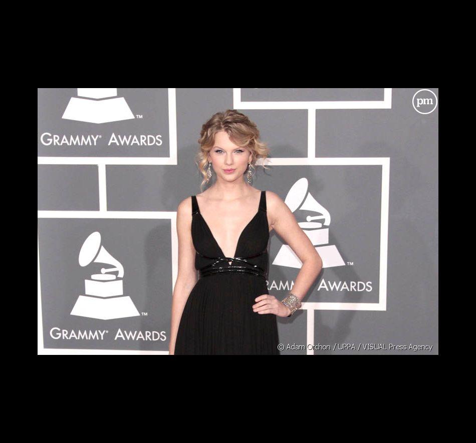 Taylor Swift aux Grammy Awards 2009