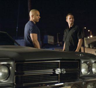 Vin Diesel et Paul Walker dans 'Fast and Furious 4'