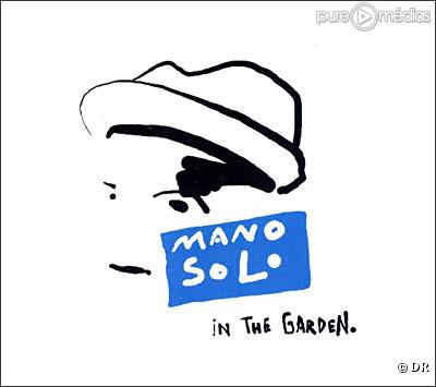 CD audio  Mano Solo : In the garden