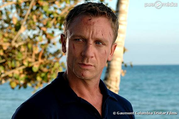 "Daniel Craig dans ""Casino Royale""."